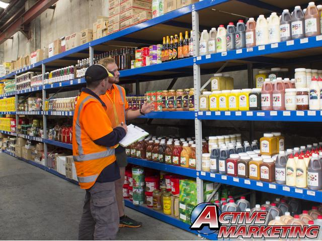 Active Marketing stocks a wide range of Dry Goods